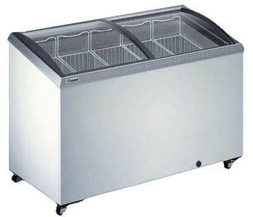 Ларь морозильный б у Caravell 445