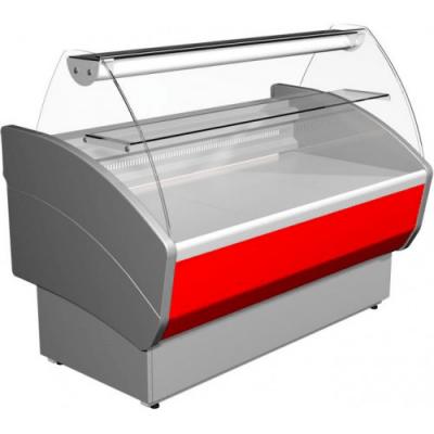 Витрина холодильная универсальная б у Полюс ВХСр-1,5 Эко