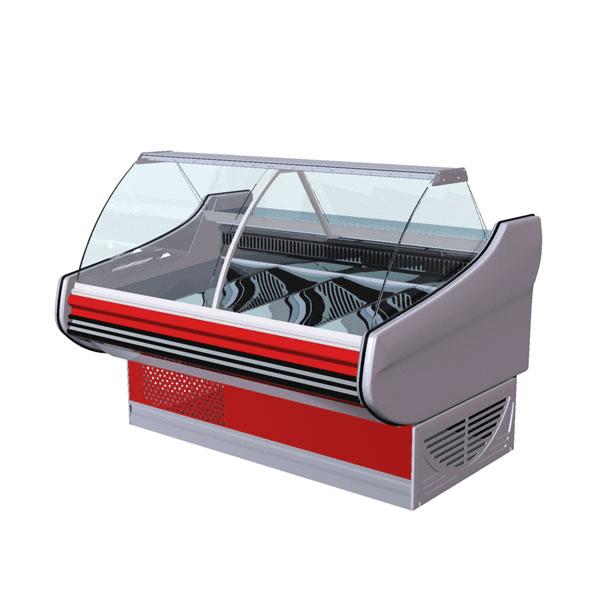 Холодильные витрины бу Ариада