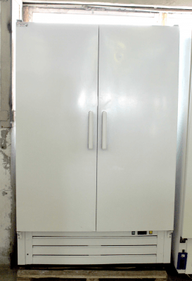 Универсальный холодильный шкаф б у МХМ ШХСн-1,12