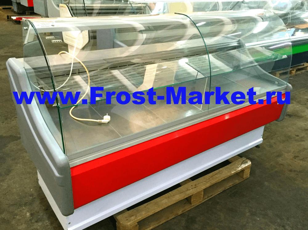 Акция от Frost-Market «Новая холодильная витрина по цене БУ»