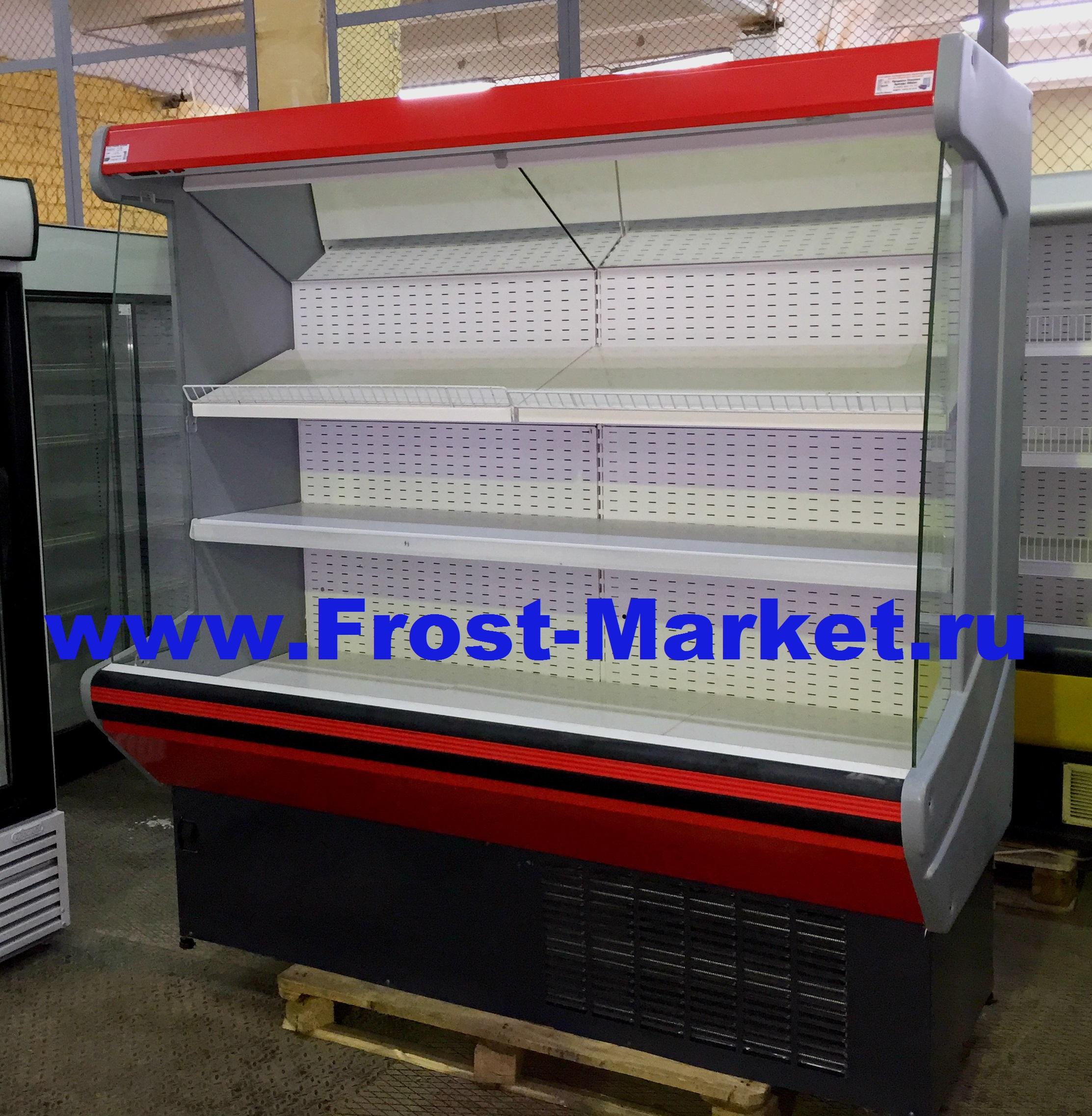 Горка холодильная б у Brandford Астра 190 Ф