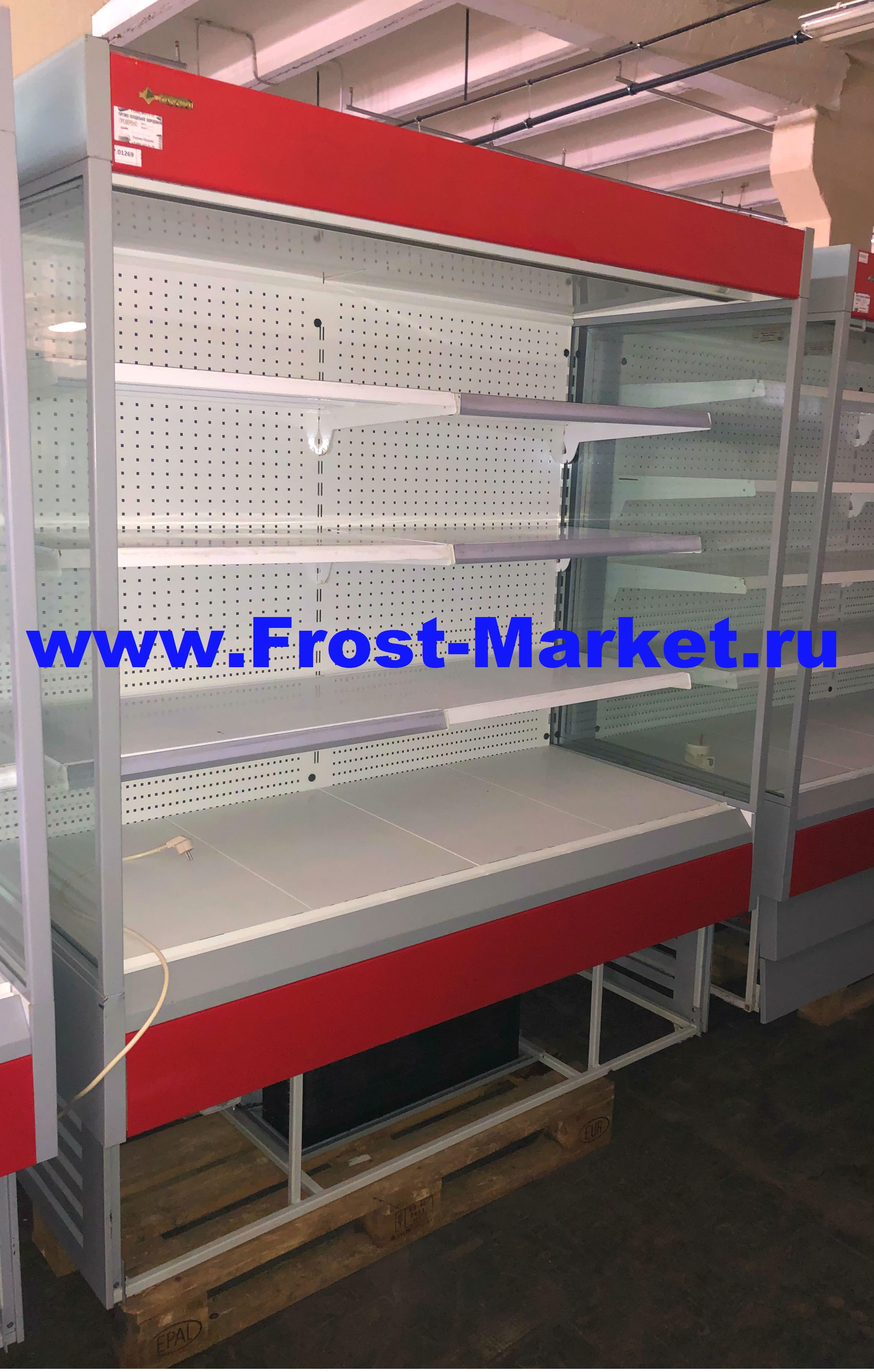 Горка холодильная б у CRYSPI ALT N S 1650