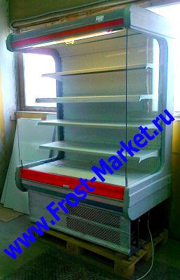 Горка холодильная гастрономическая б у Ариада Виолетта ВС 15-130