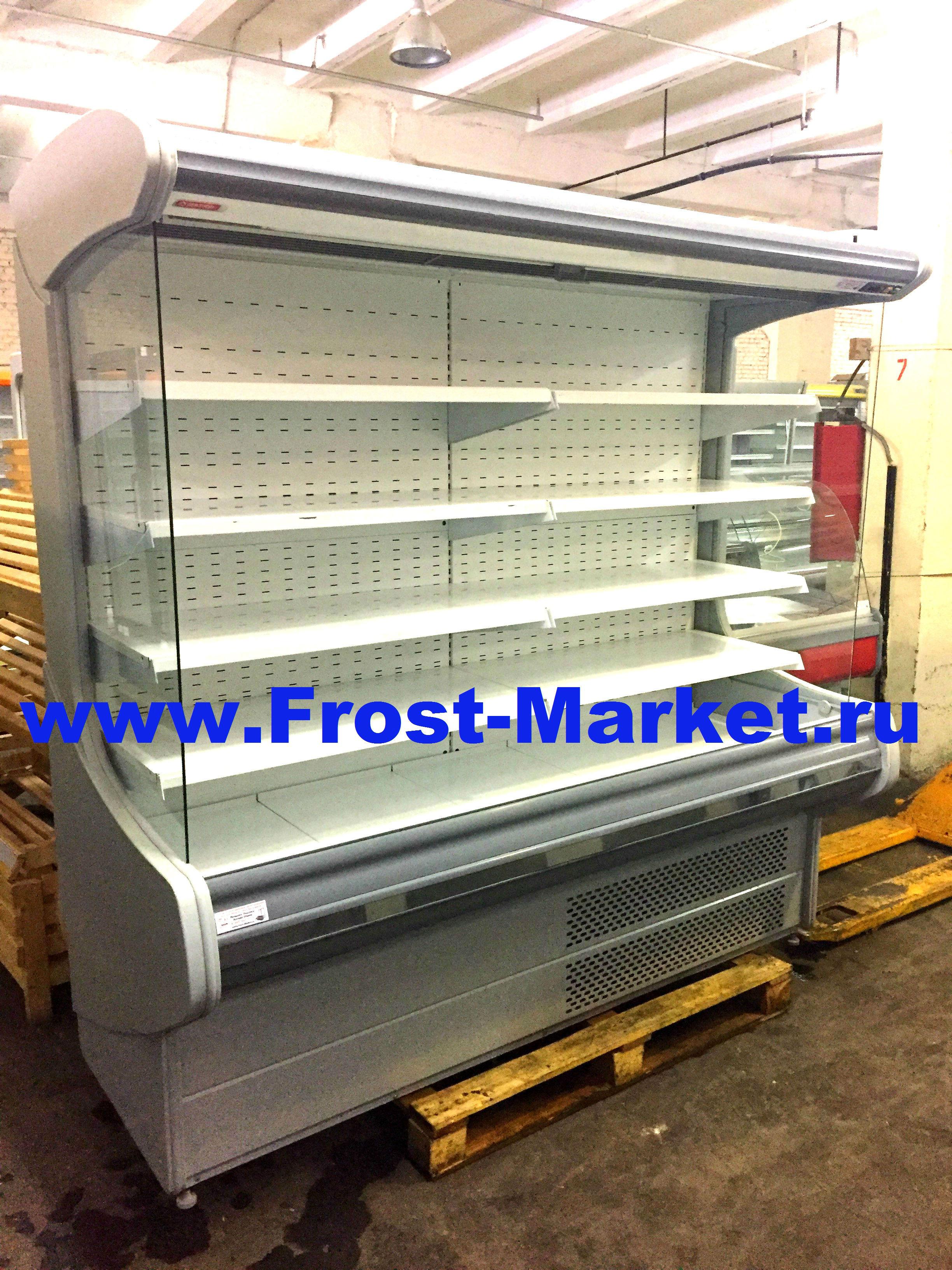 Горка холодильная гастрономическая б у Ариада Виолетта ВС 15-200
