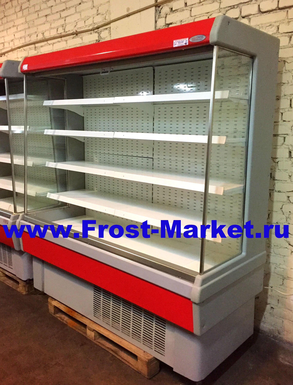 Горка холодильная гастрономическая б у Golfstream Свитязь 180