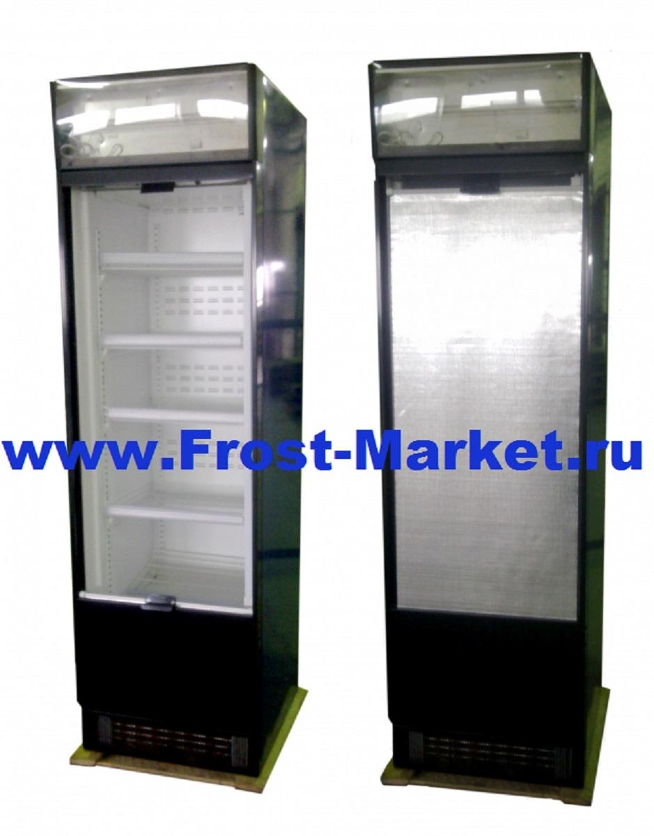 Холодильный шкаф б у с открытым доступом Helkama