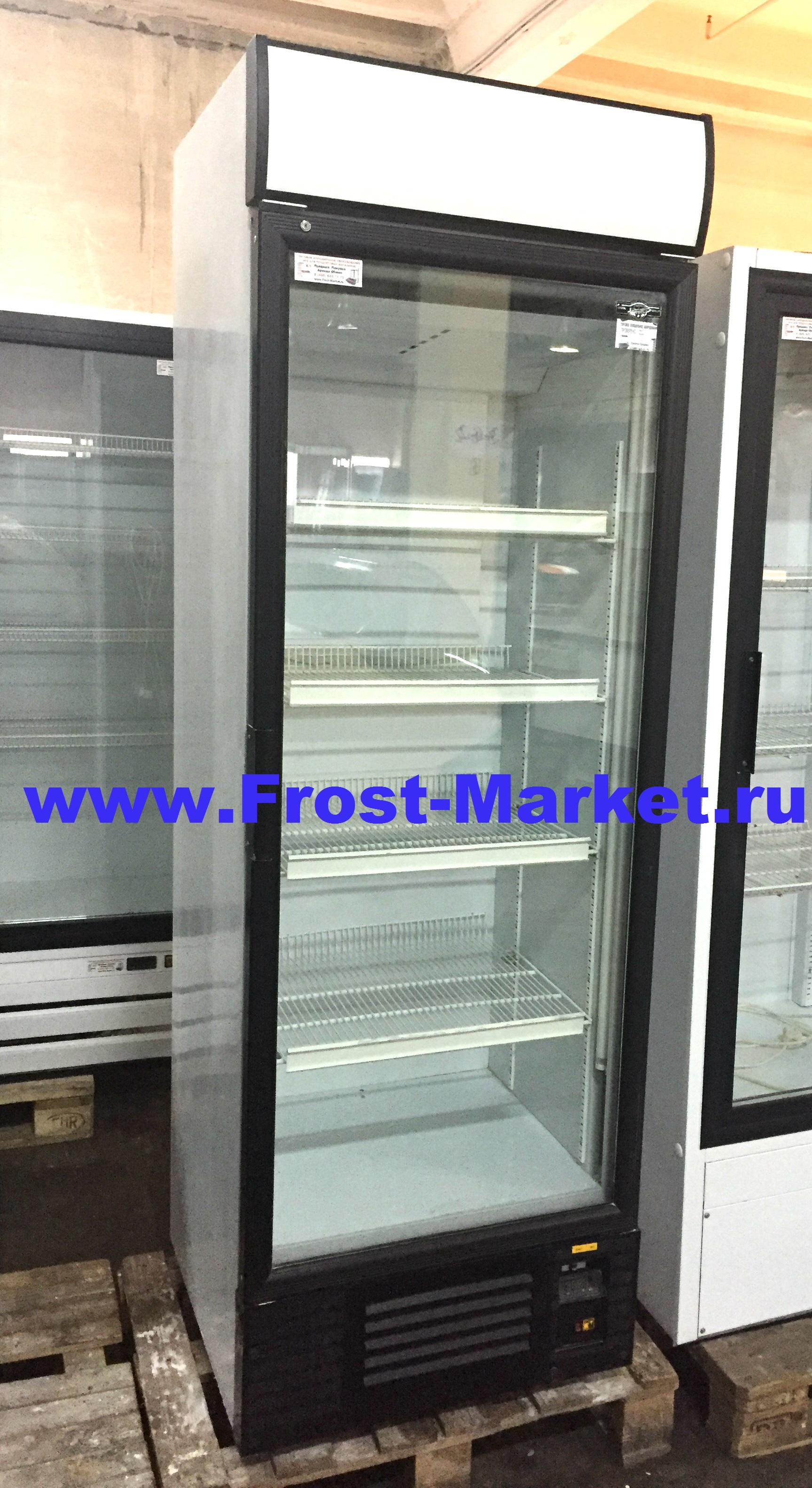 Холодильный шкаф б у INTER 420