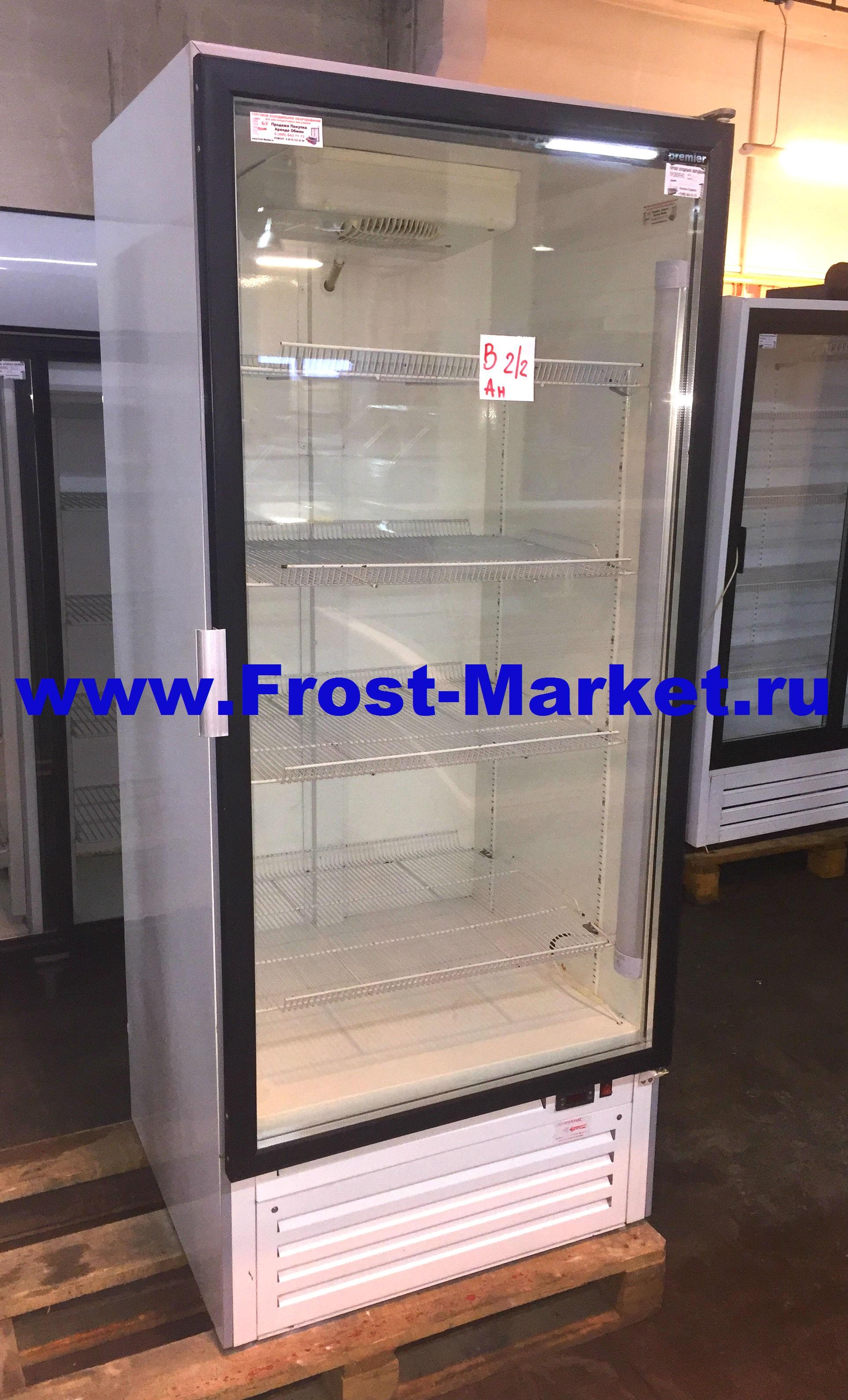 Морозильный шкаф б у Premier 0,75 C (В/Prm, -18)