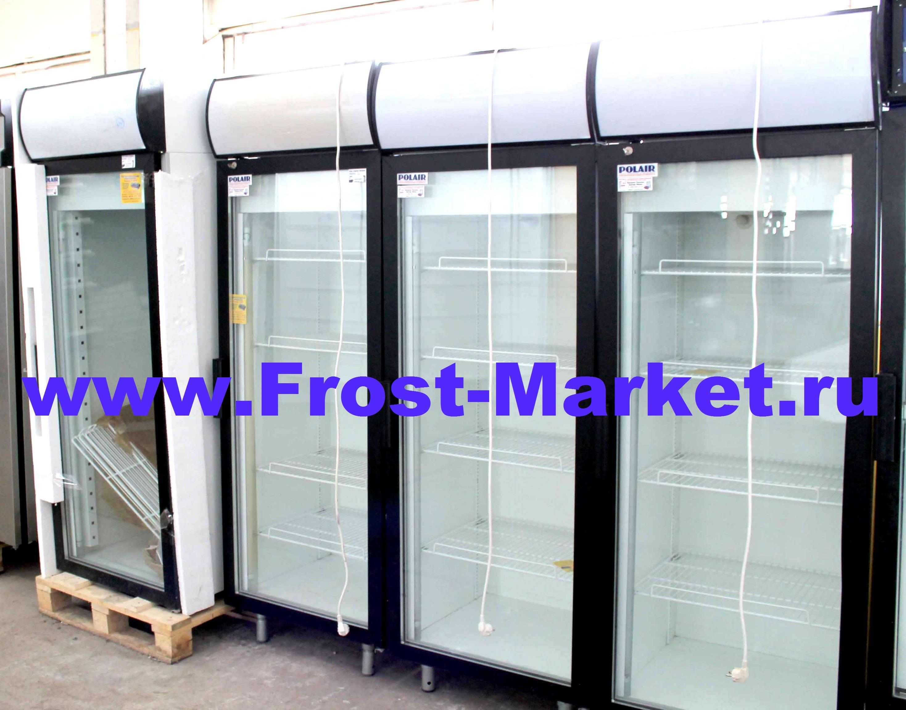 Холодильный шкаф б у POLAIR ШХ- 0,7 ДС DM 107-S