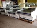Новое поступление холодильных и морозильных витрин бу MAWI (Польша)