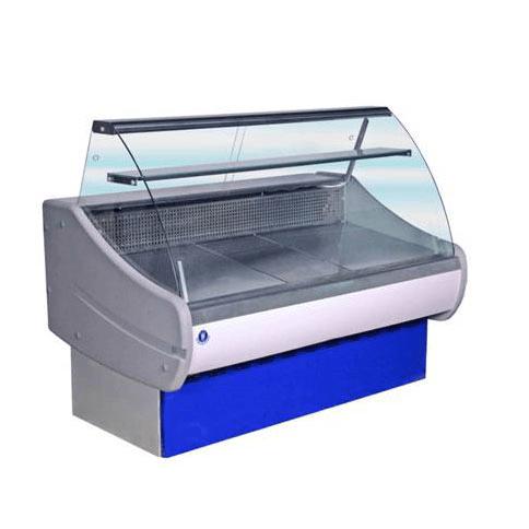 Обновление ассортимента холодильных витрин бу.