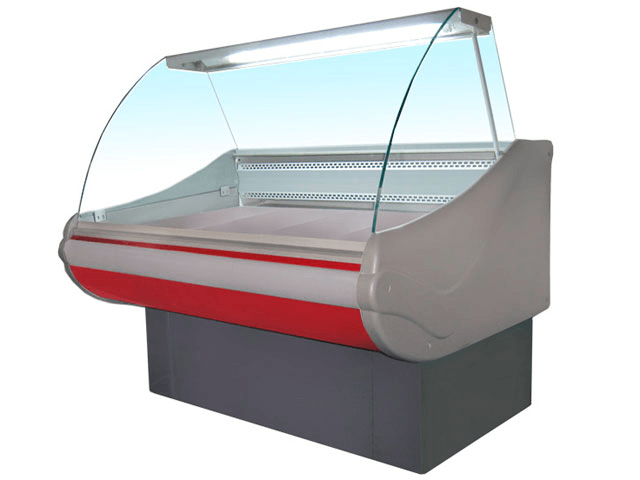 Новое поступление холодильных и морозильных витрин бу
