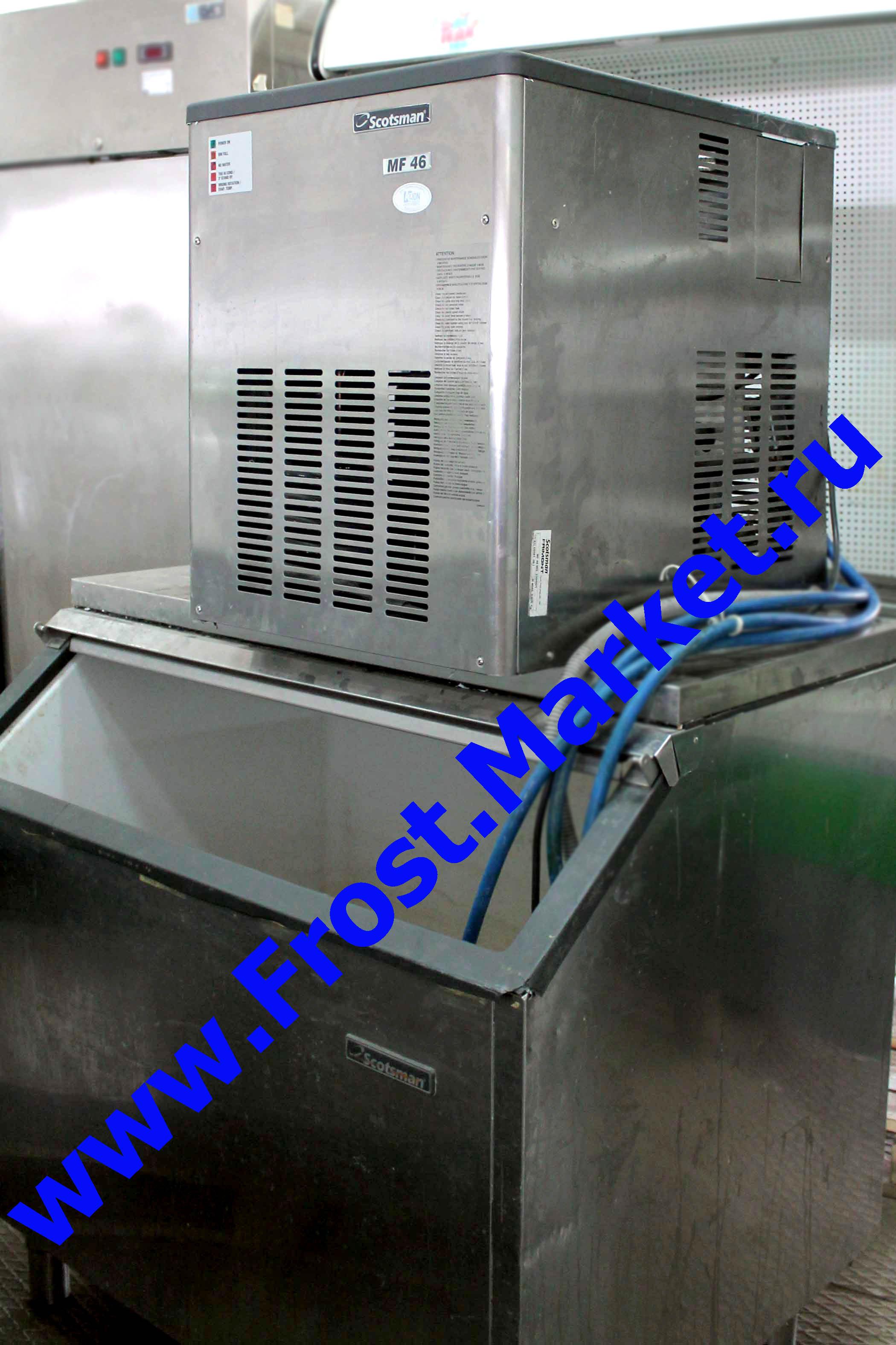 Льдогенератор б у SCOTSMAN MF 46 WS