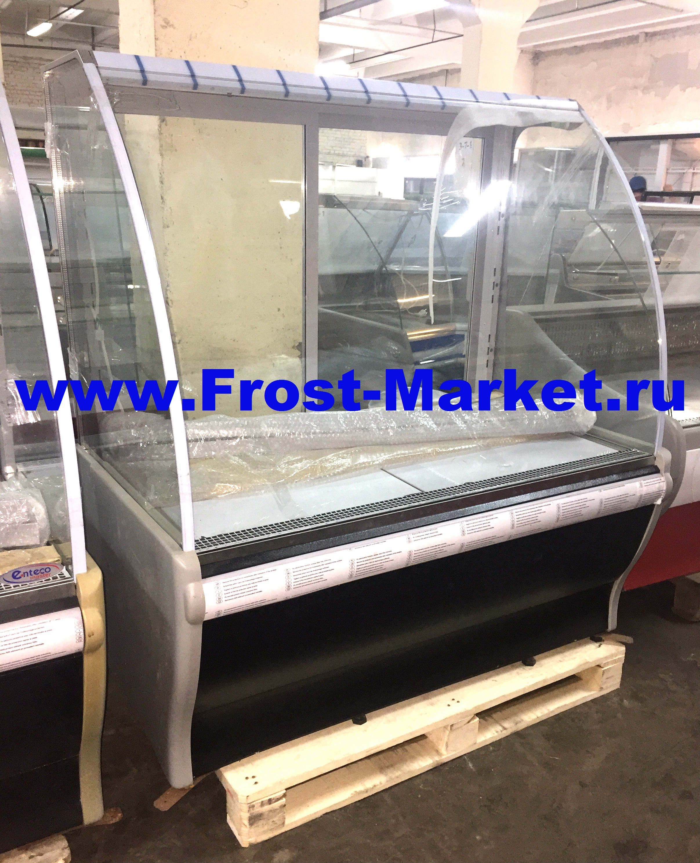 Кондитерская холодильная витрина б у Enteco Master ВИЛИЯ PREMIUM 125