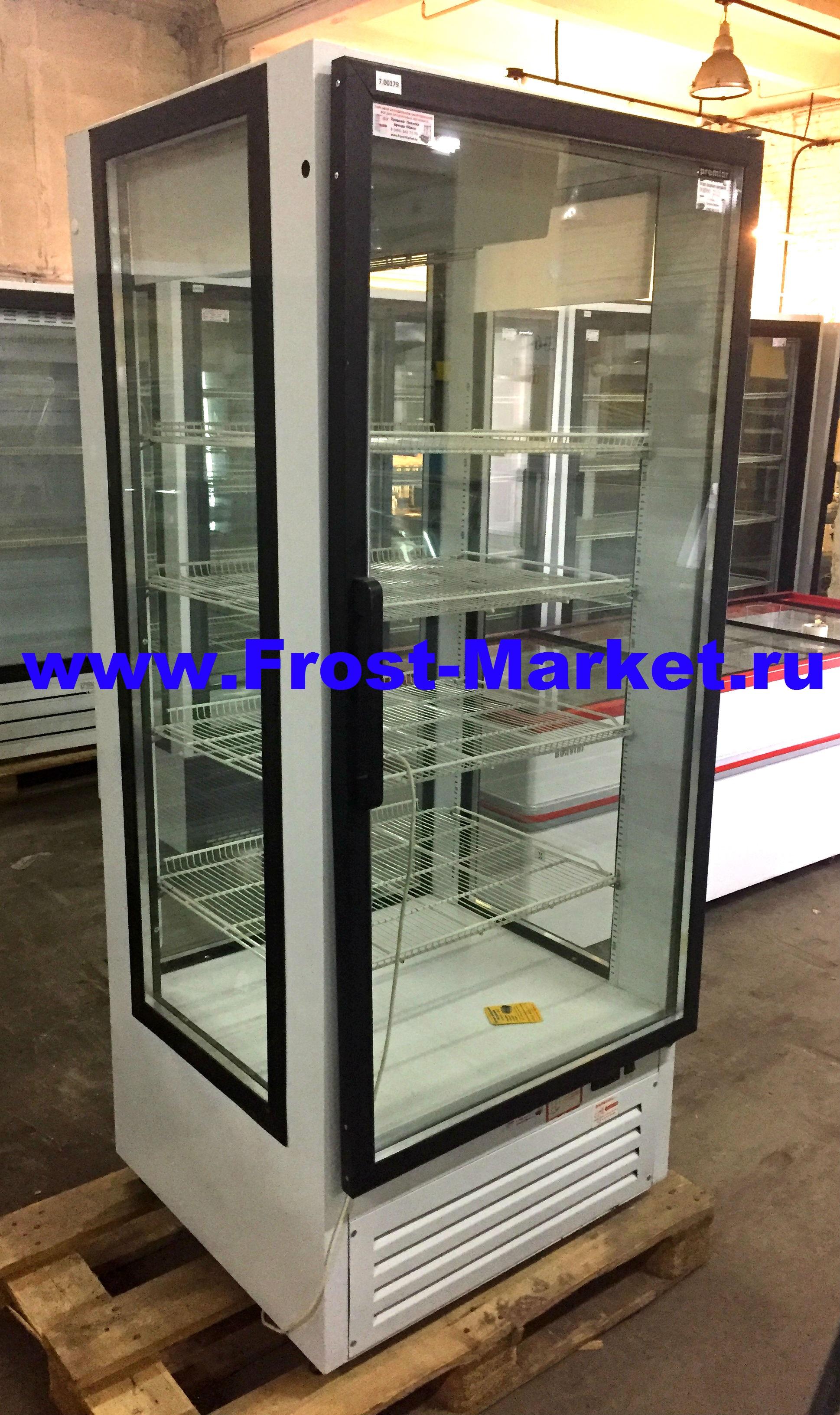 Холодильный шкаф б у Премьер 0,75 C4 (В/Prm, +1…+10)
