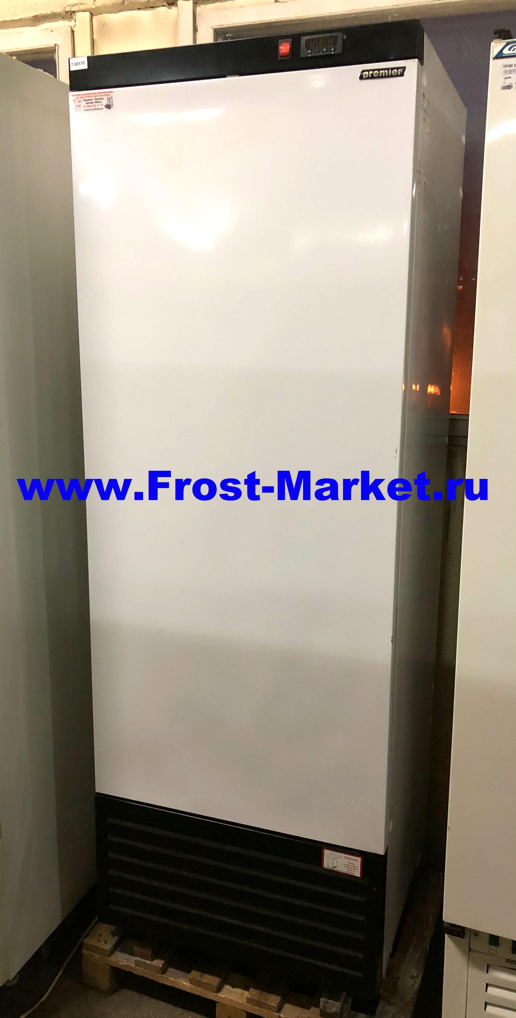 Морозильный шкаф б у Premier 0,5 M