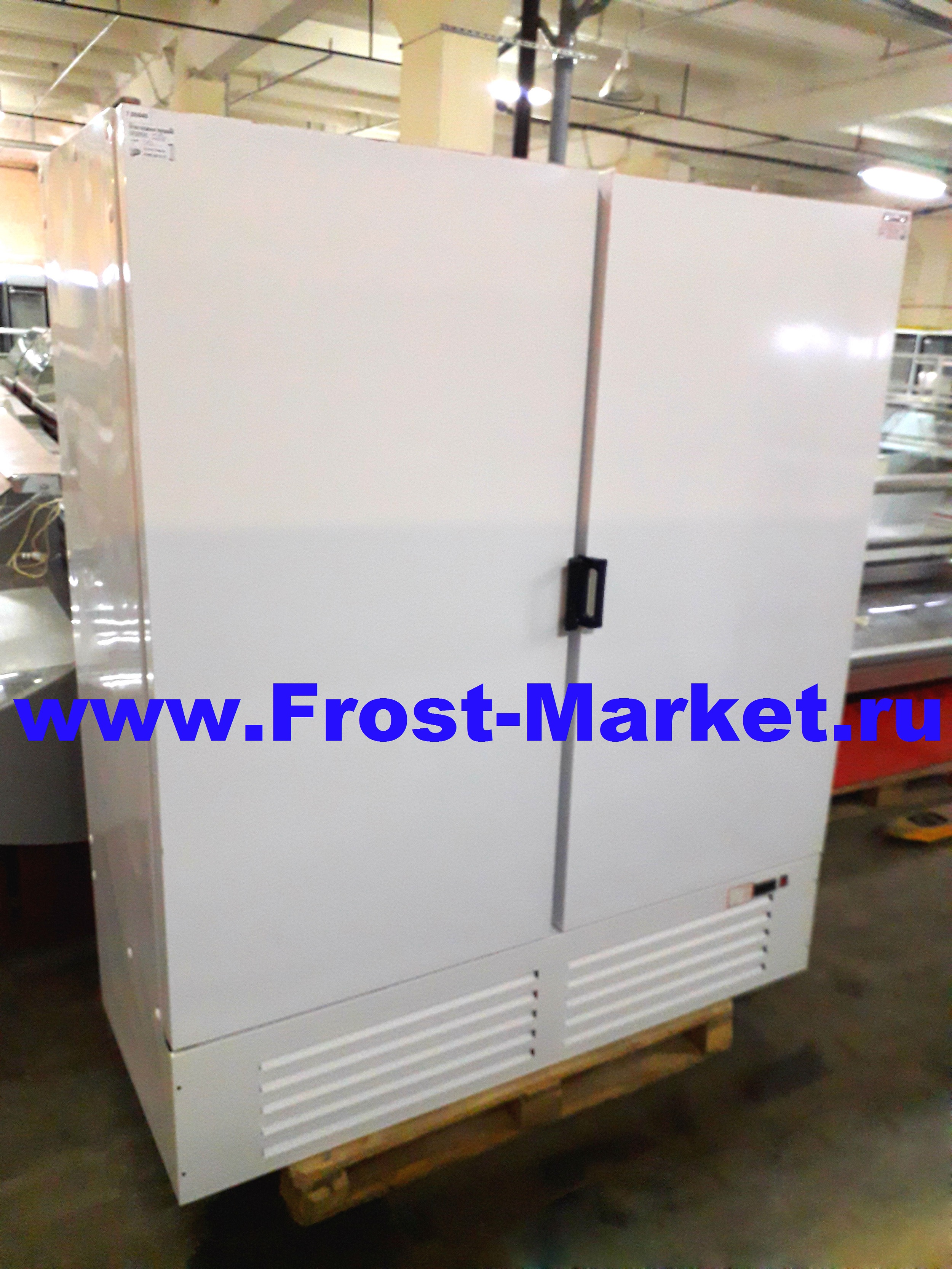 Морозильный шкаф б у Premier 1,4 M (В/Prm, -18)