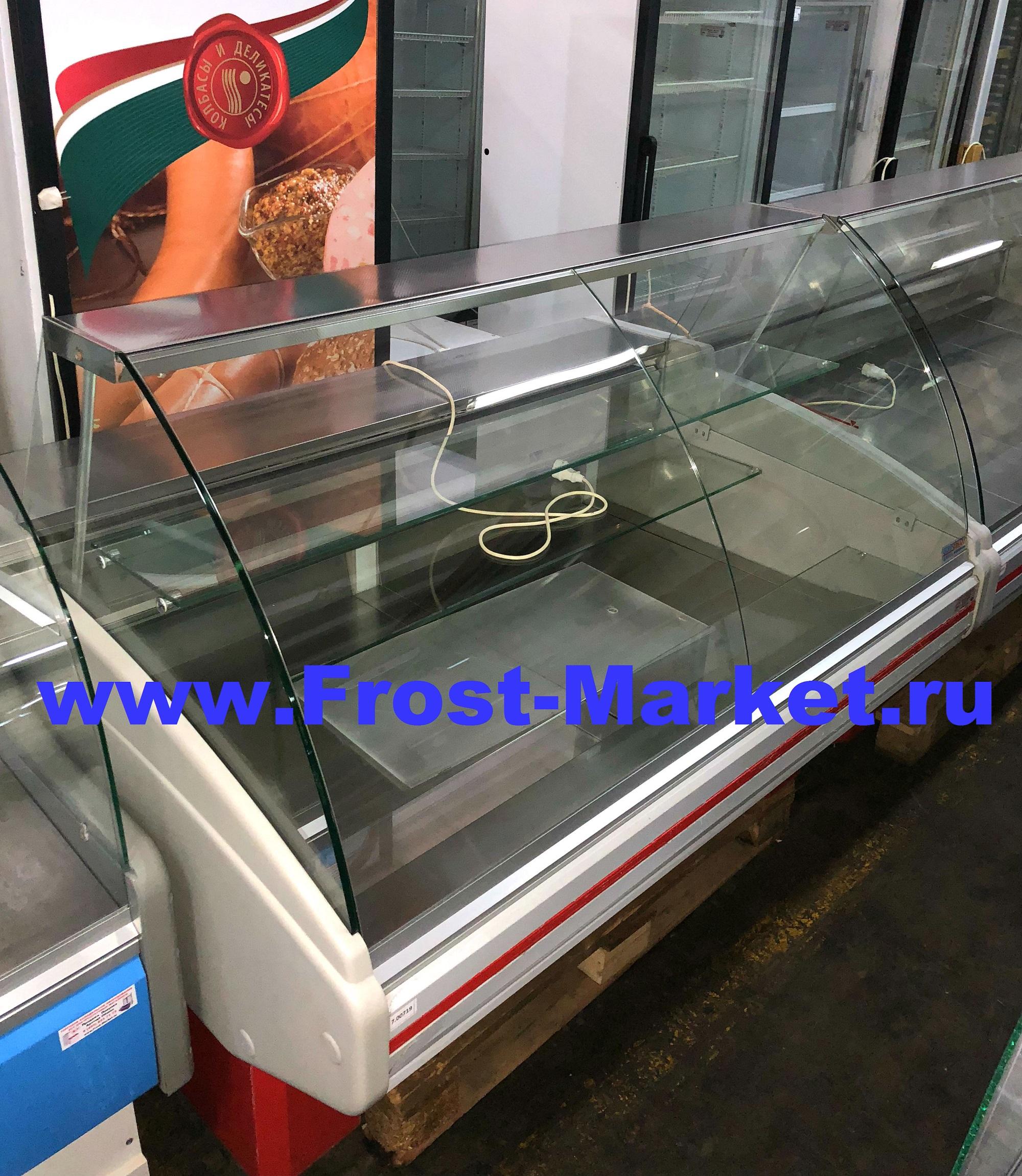 Витрина кондитерская холодильная б у Golfstream Двина 150 ВВК