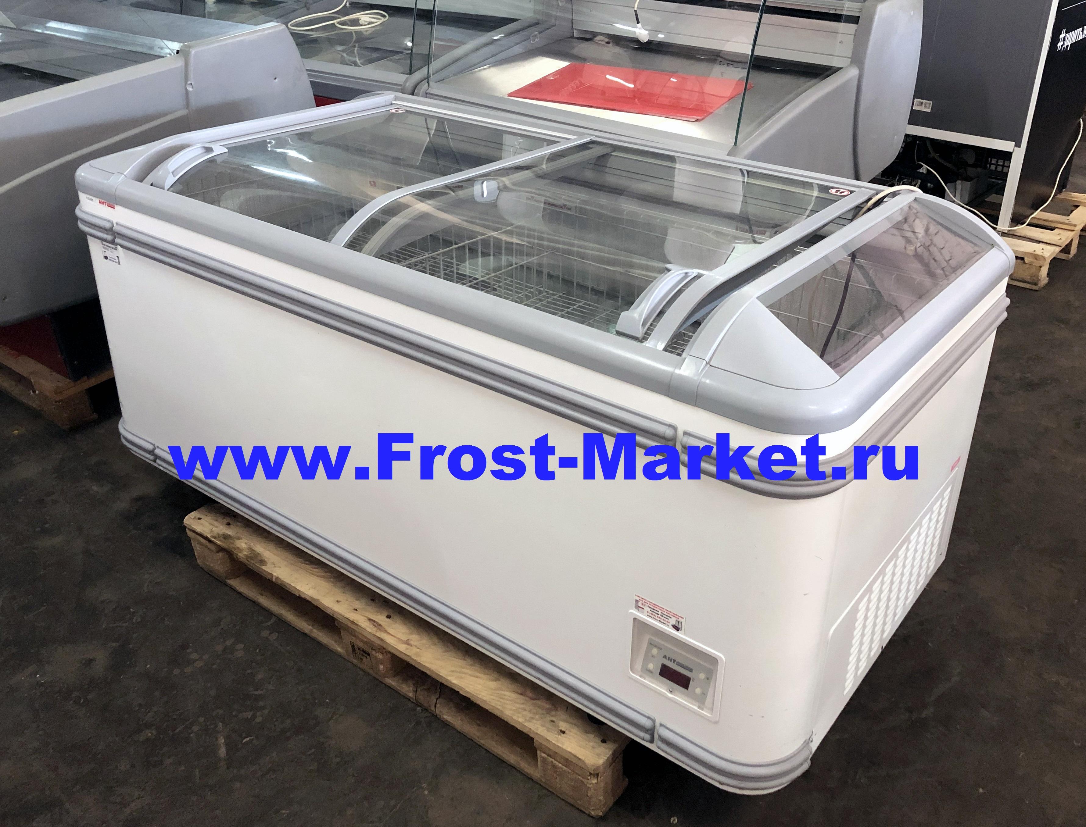 Бонета - ларь морозильный AHT Paris 185 (-)