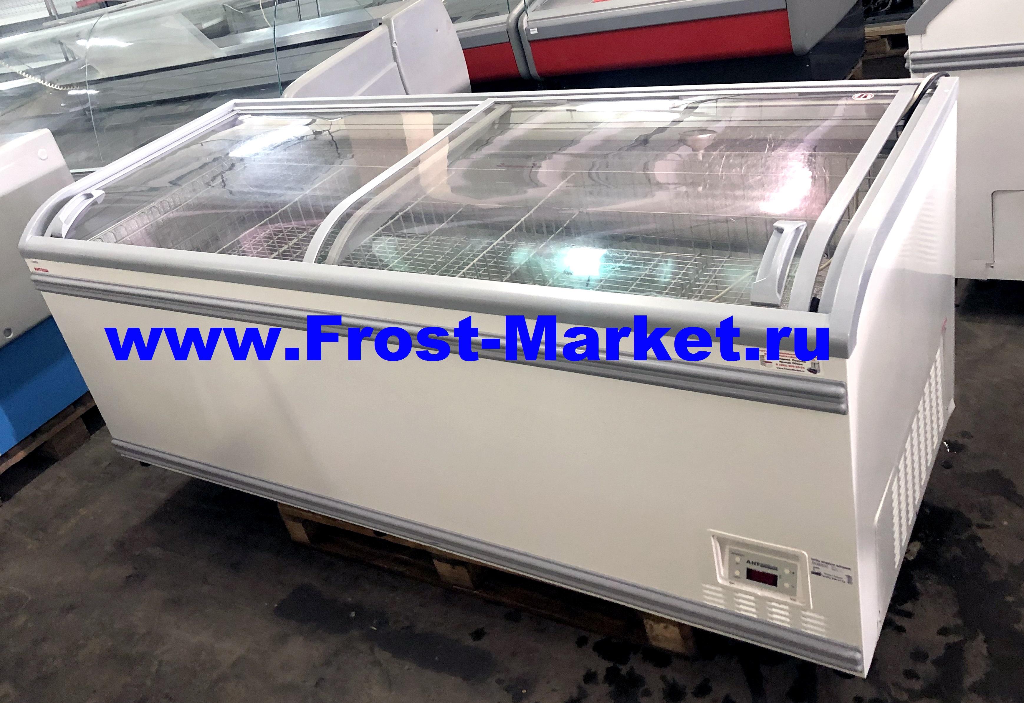 Бонета - ларь морозильный AHT Paris 210 (-)