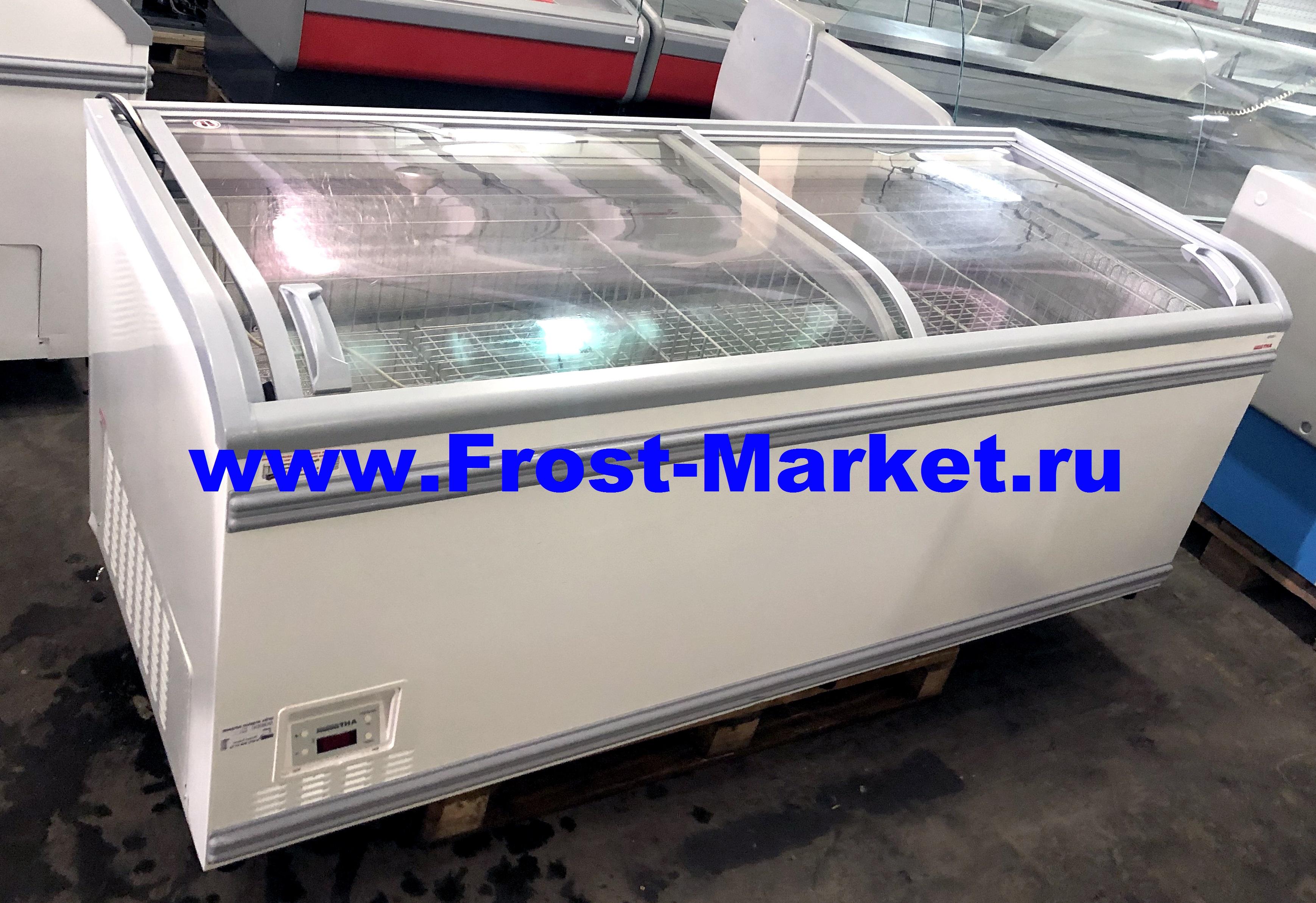 Бонета - ларь морозильный AHT Paris 250 (-)