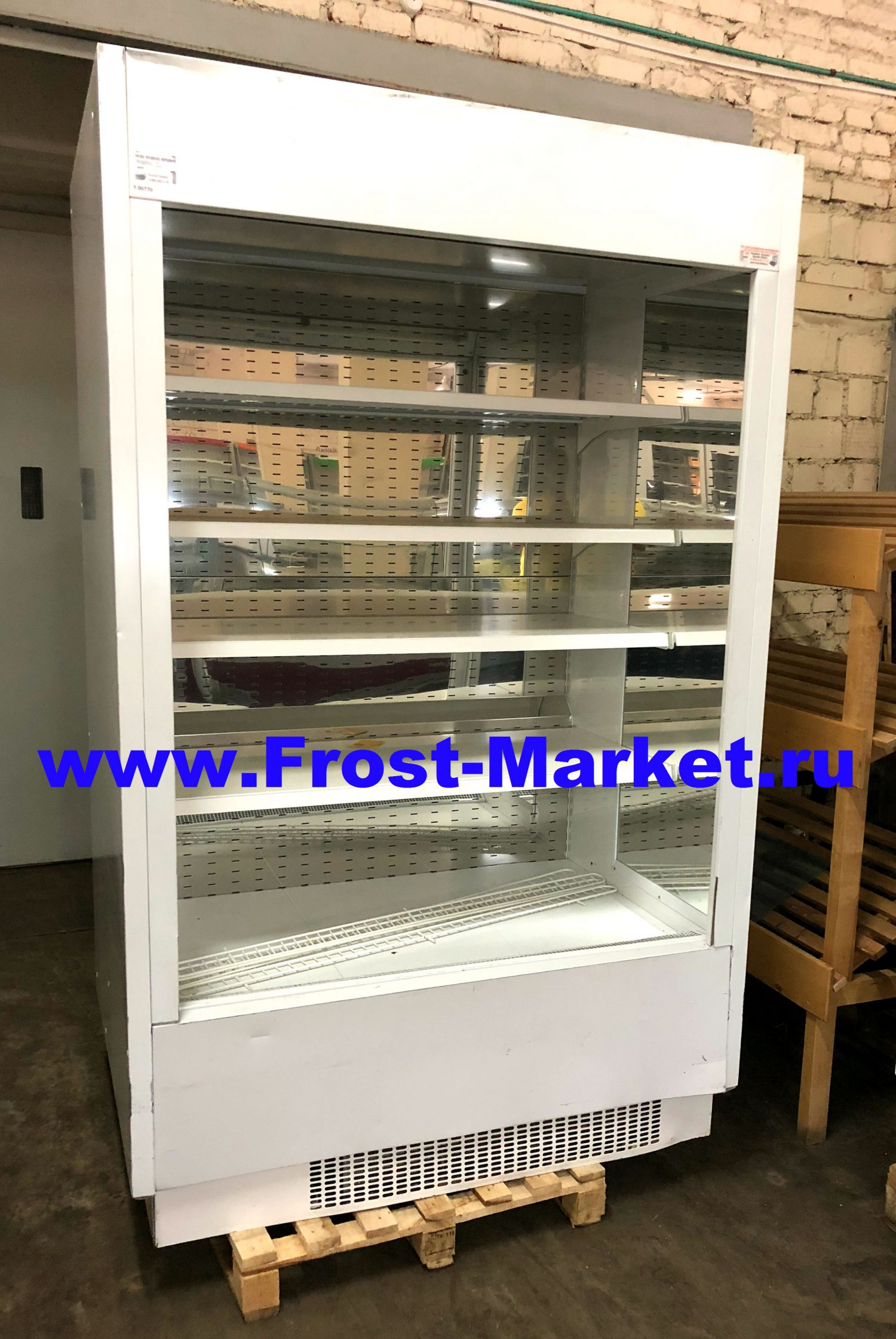 Горка холодильная б у Brandford Phoenix 130