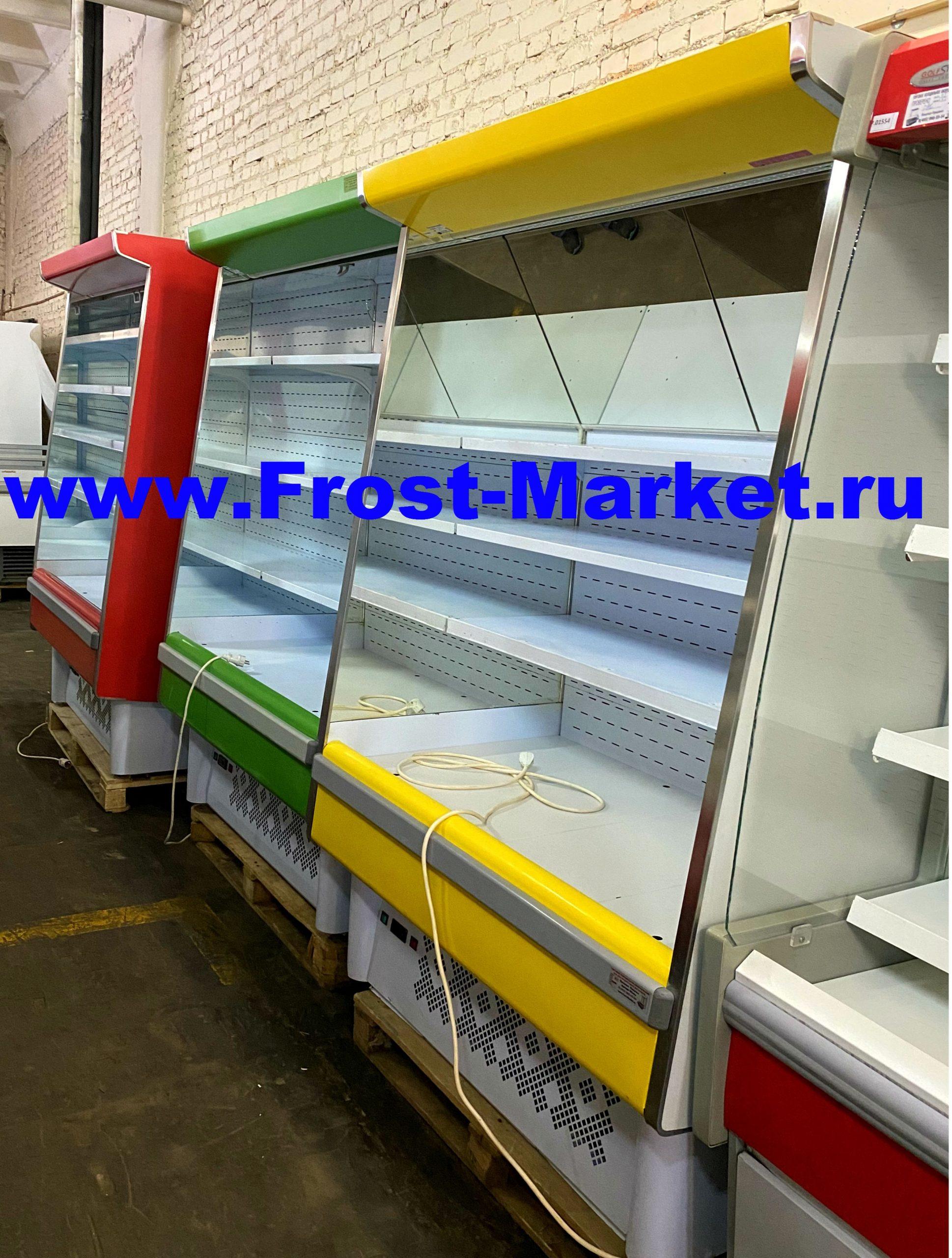 Холодильные горки бу на любой вкус и цвет