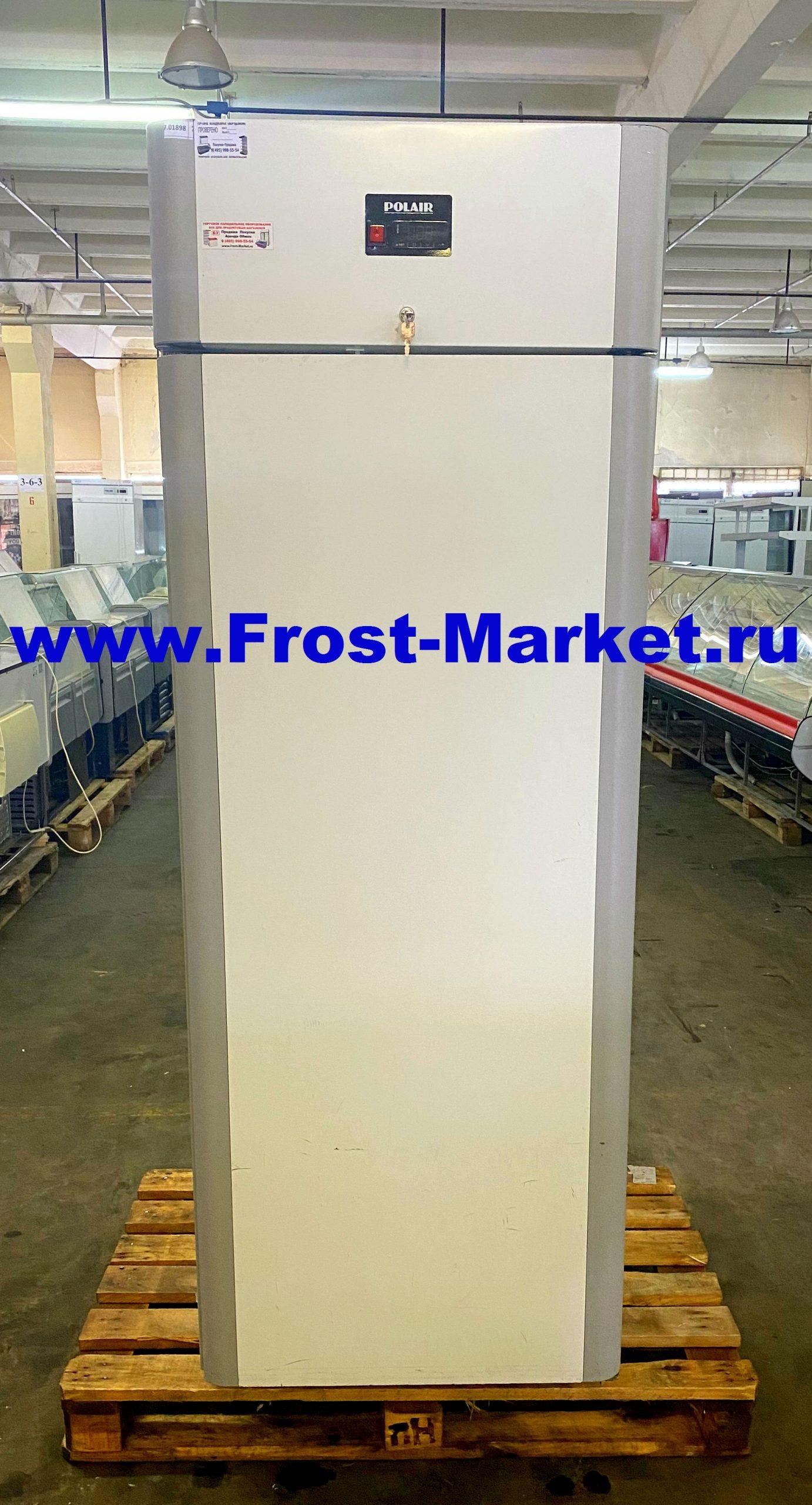 Шкаф холодильный б у Polair CM105-Sm