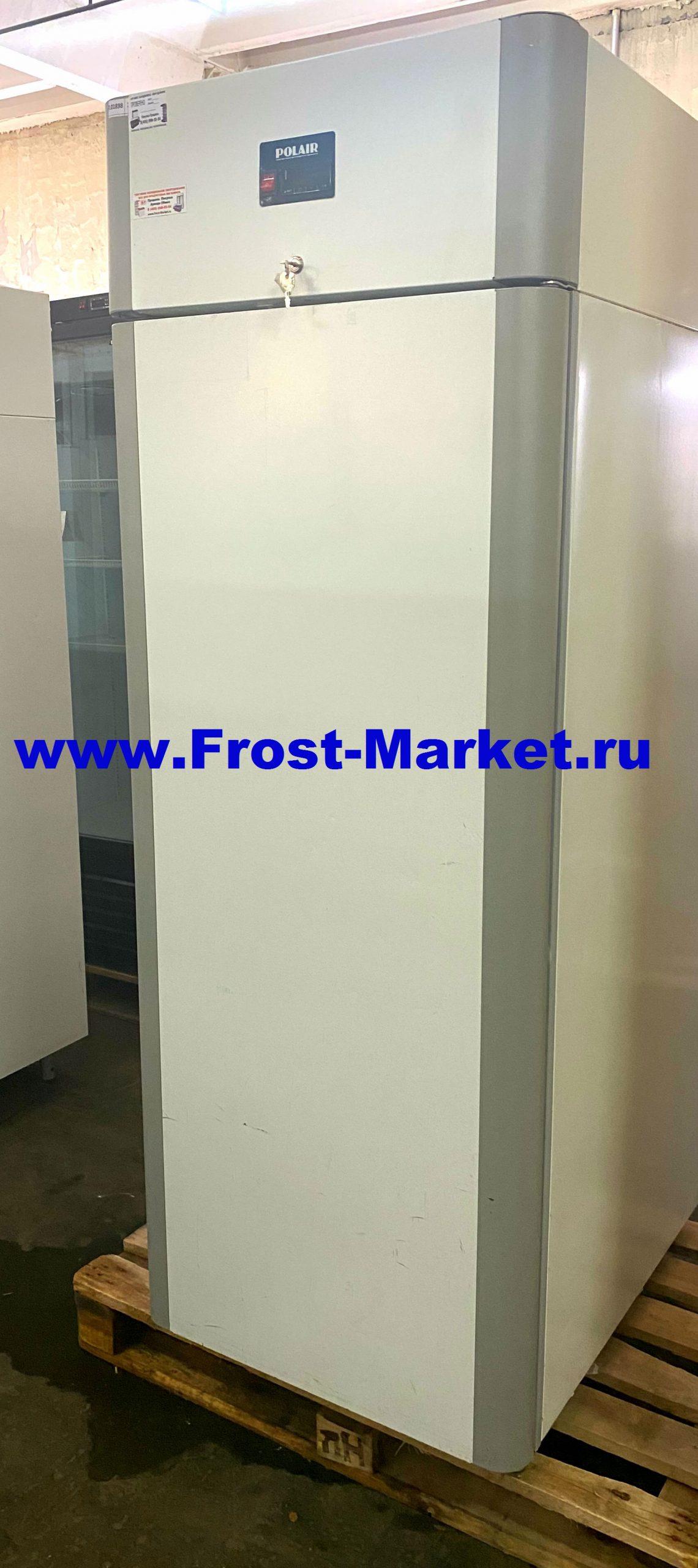 Шкаф холодильный б у Polair CM107-Sm