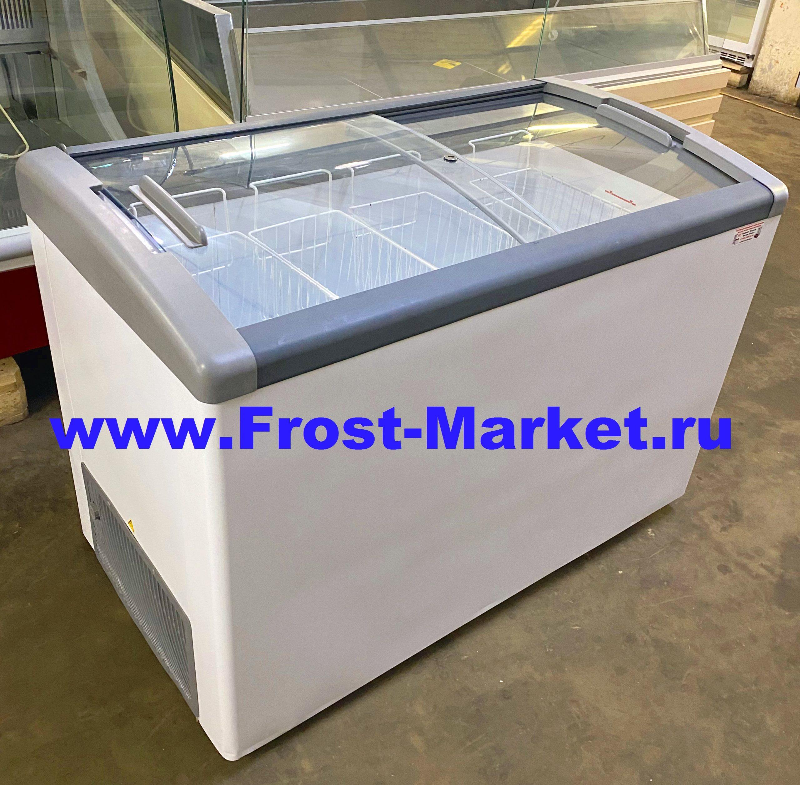 Ларь морозильный б у Gellar FG 475 E