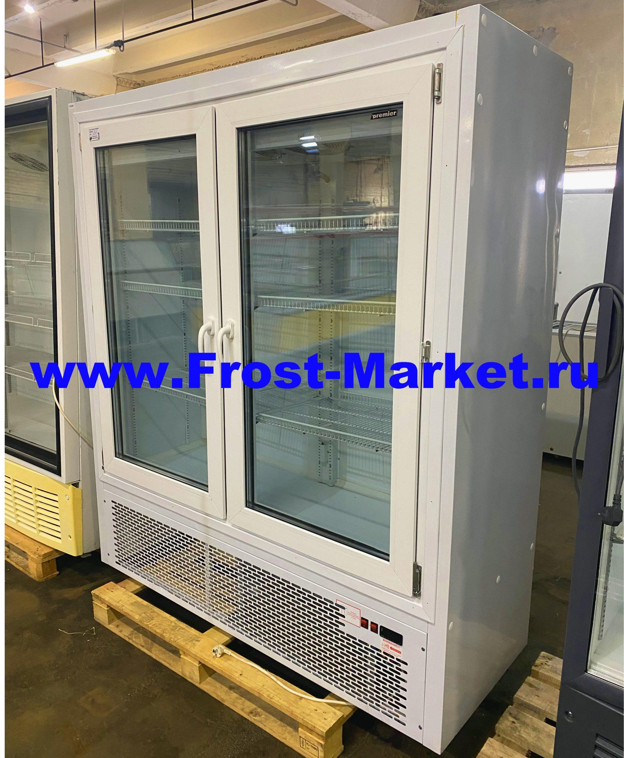Морозильный шкаф б у ПРЕМЬЕР 1,4 С оконный стеклопакет