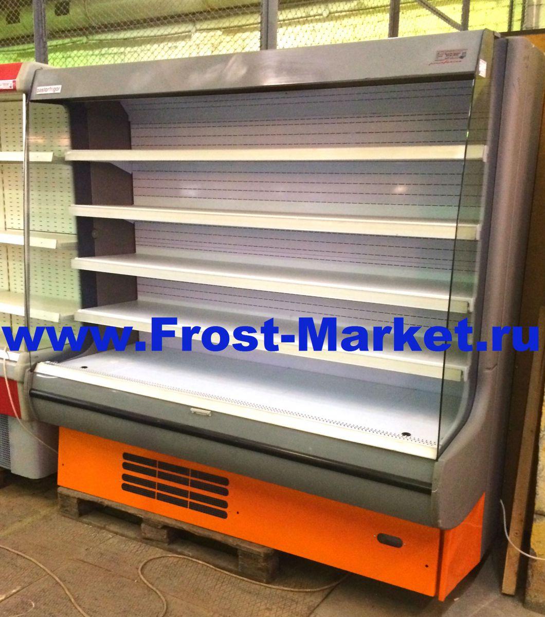 Обновление ассортимента холодильных горок бу Pastorfrigor