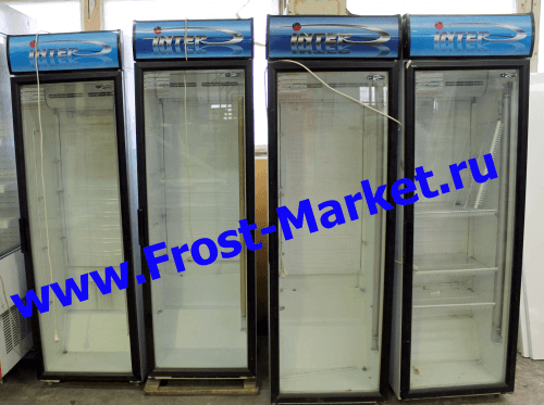 Холодильный шкаф б у INTER 501Т Ш-0,37