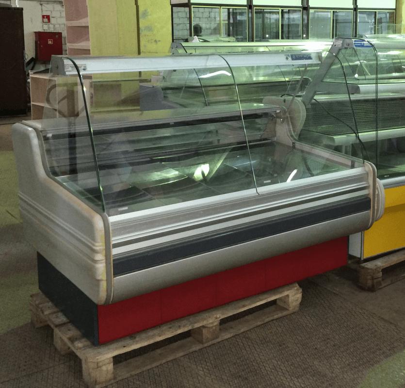 Поступление Холодильных витрин б/у Byfuch