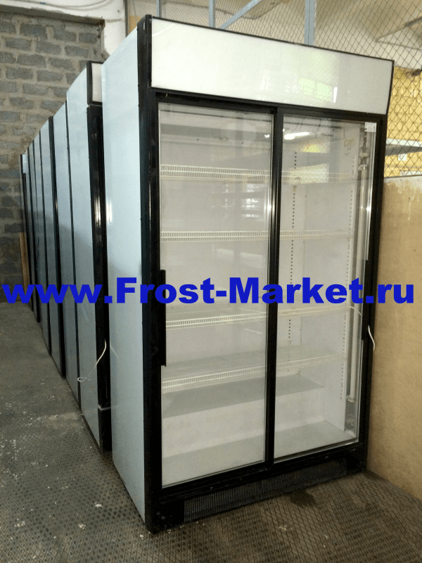 Обновление ассортимента холодильных шкафов б/у