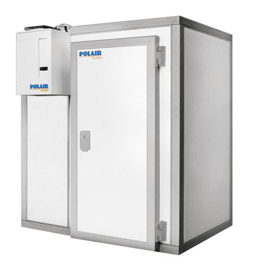 Поступили в продажу холодильные камеры б/у