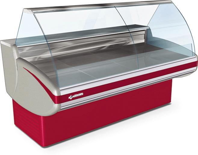 Поступление холодильных витрин бу CRYSPI Gamma