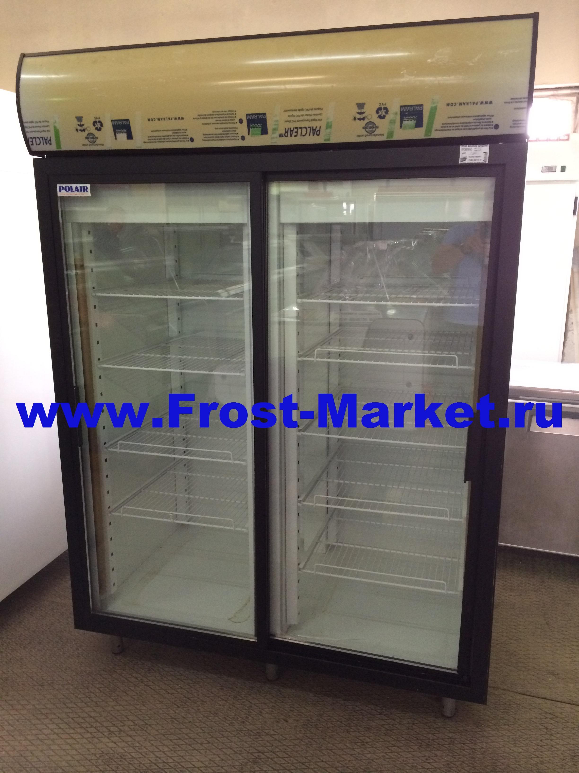 Холодильный шкаф б у Polair DM114 SD-S