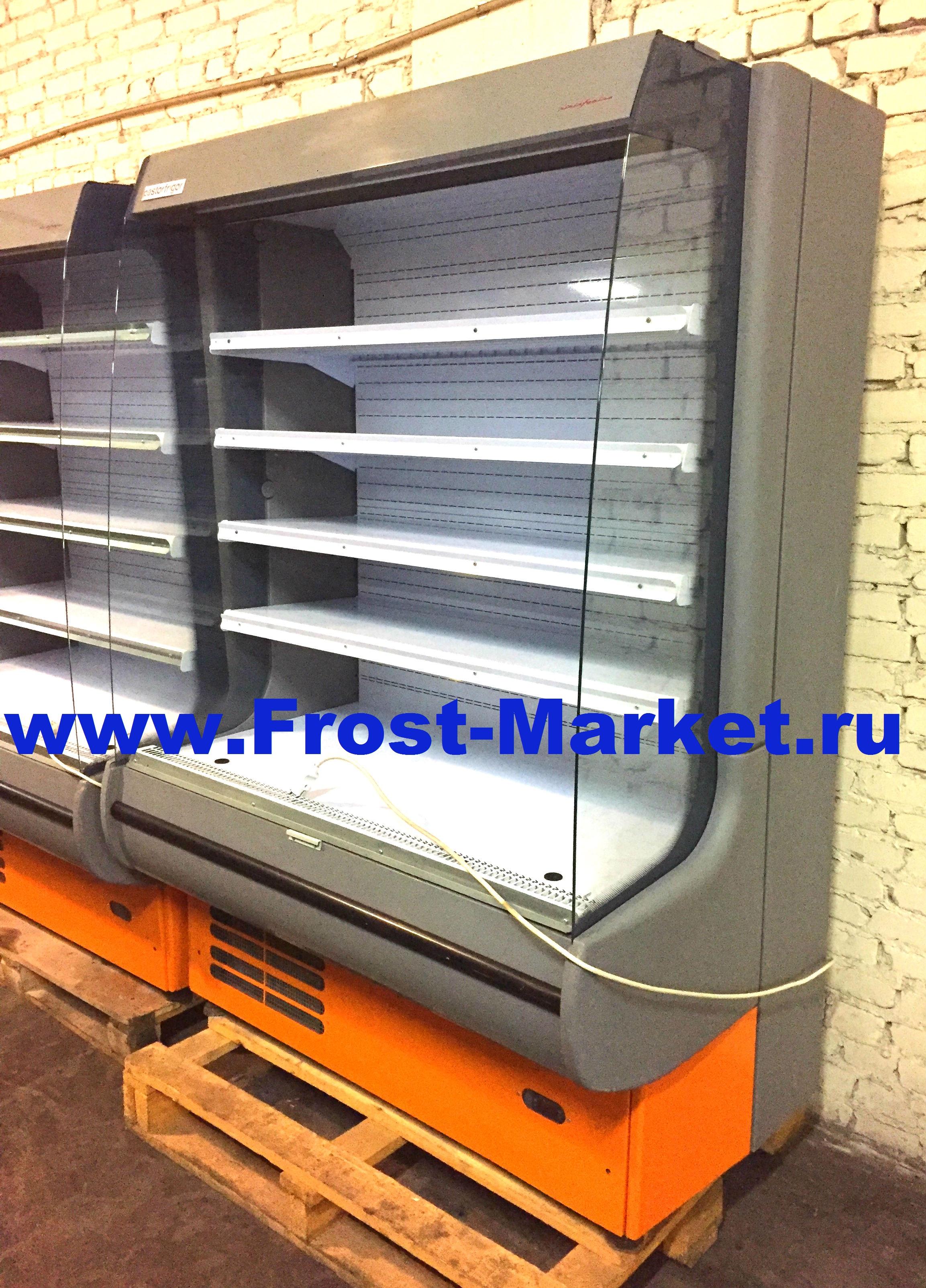 Горка холодильная гастрономическая б у Pastorfrigor 1250