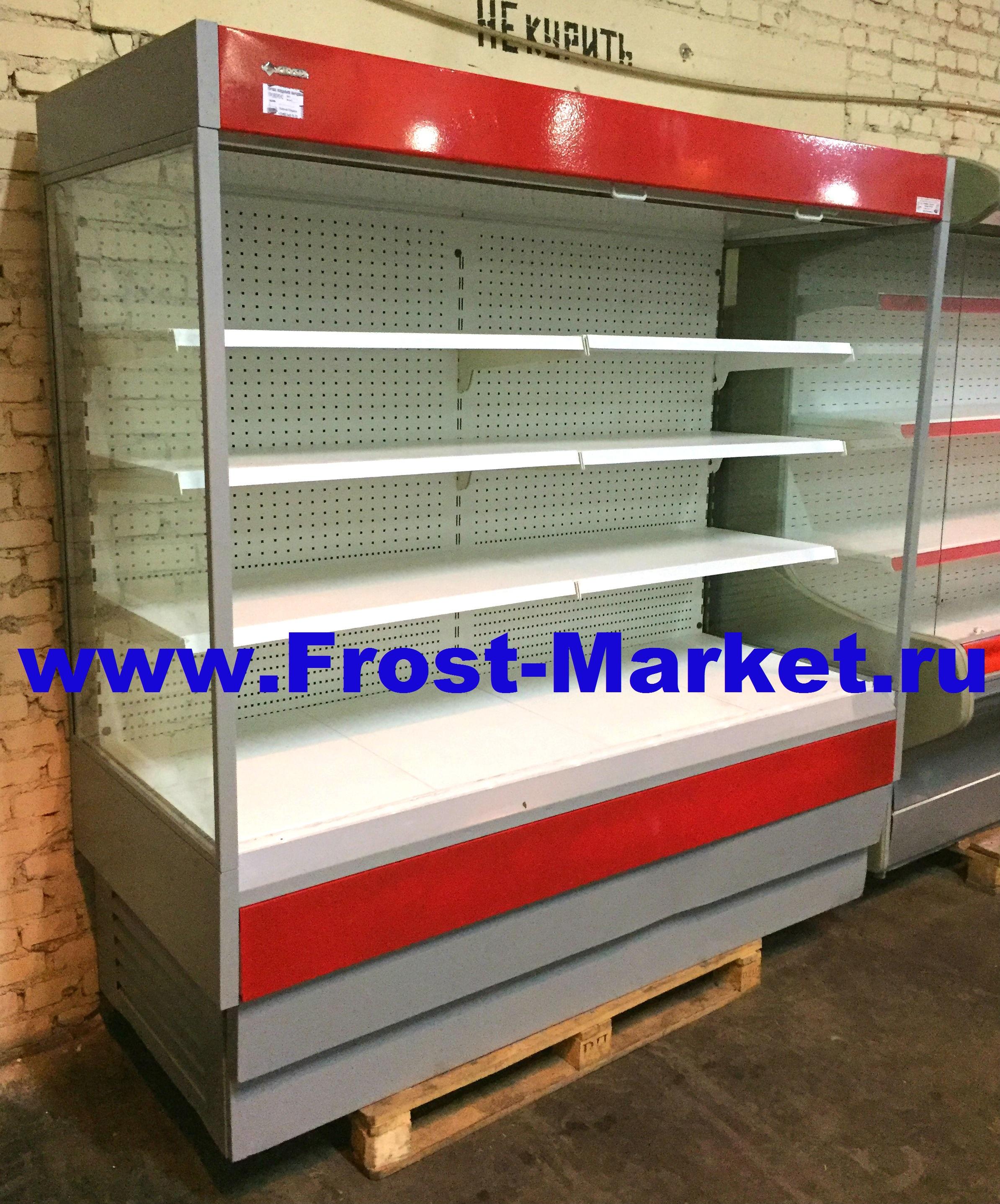 Горка холодильная б у CRYSPI ALT N S 1350