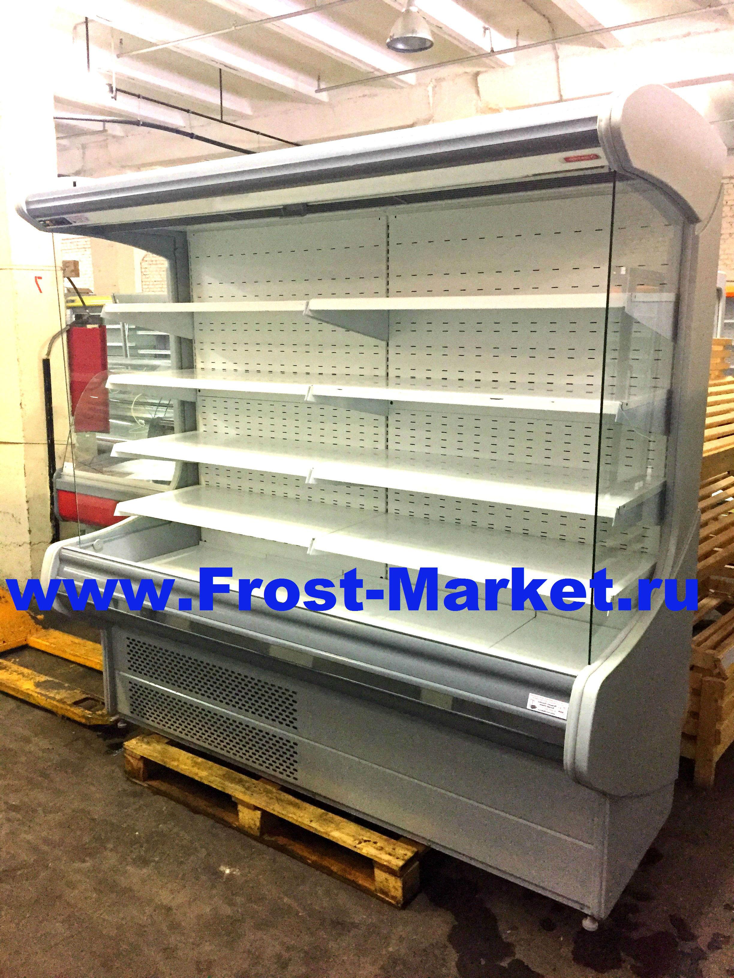 Горка холодильная гастрономическая б у Ариада Виолетта ВС 15-160