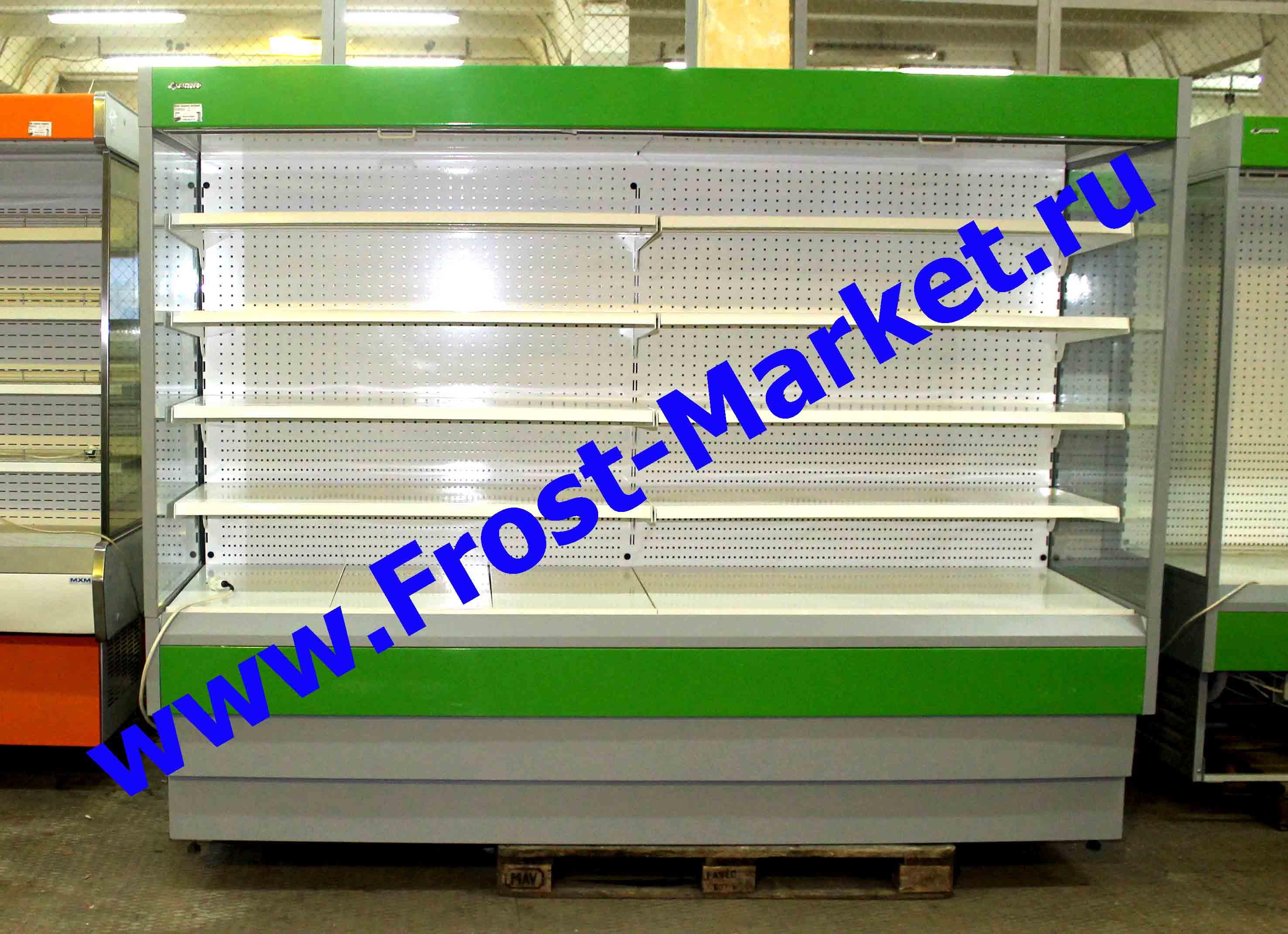 Горка холодильная гастрономическая б у Cryspi ALT N S 2550