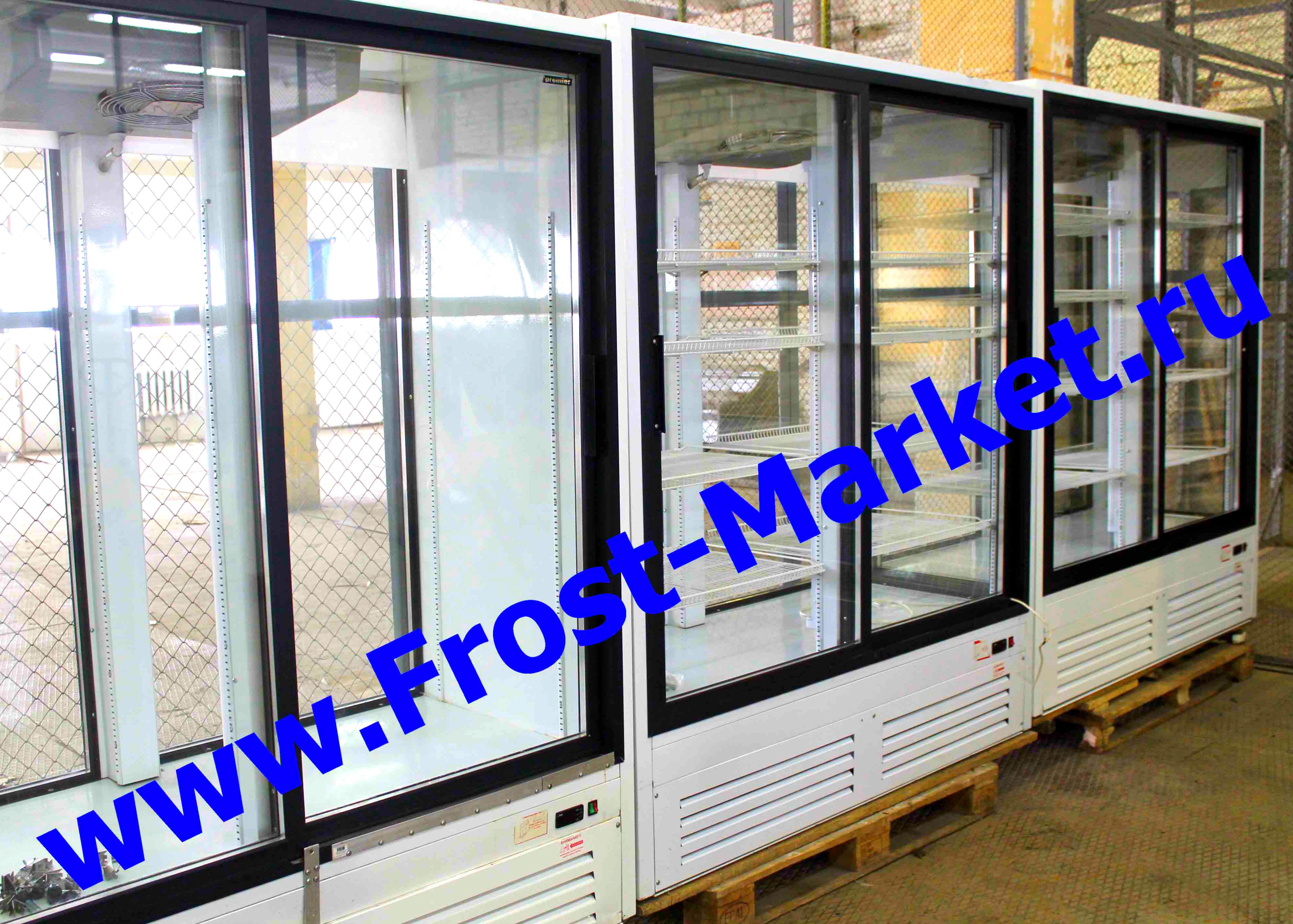 Холодильный шкаф б у премьер 1,5 k4 купе (остекление 4-х сто.