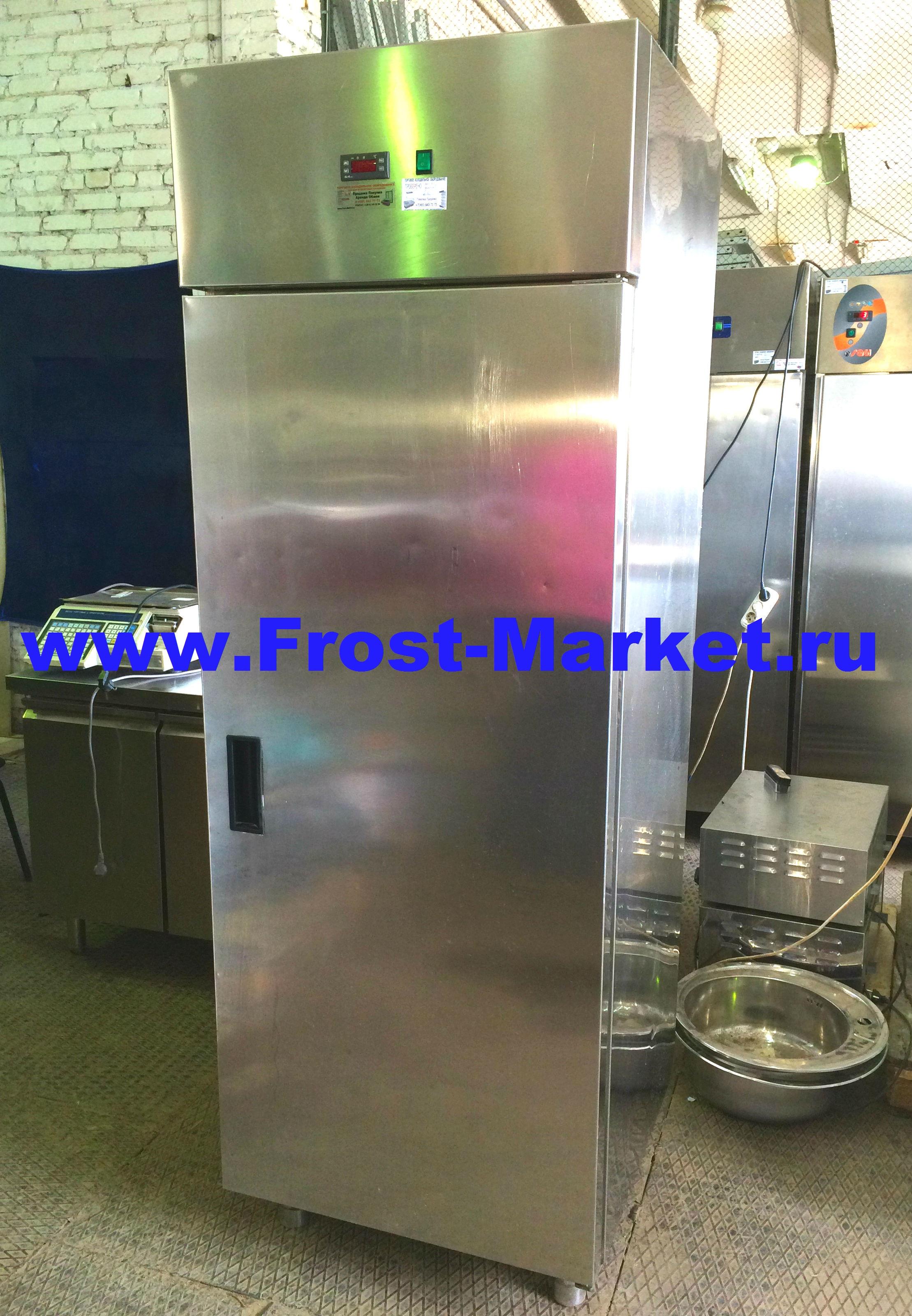 Морозильный шкаф б у нержавейка Desmon BB7PLNT