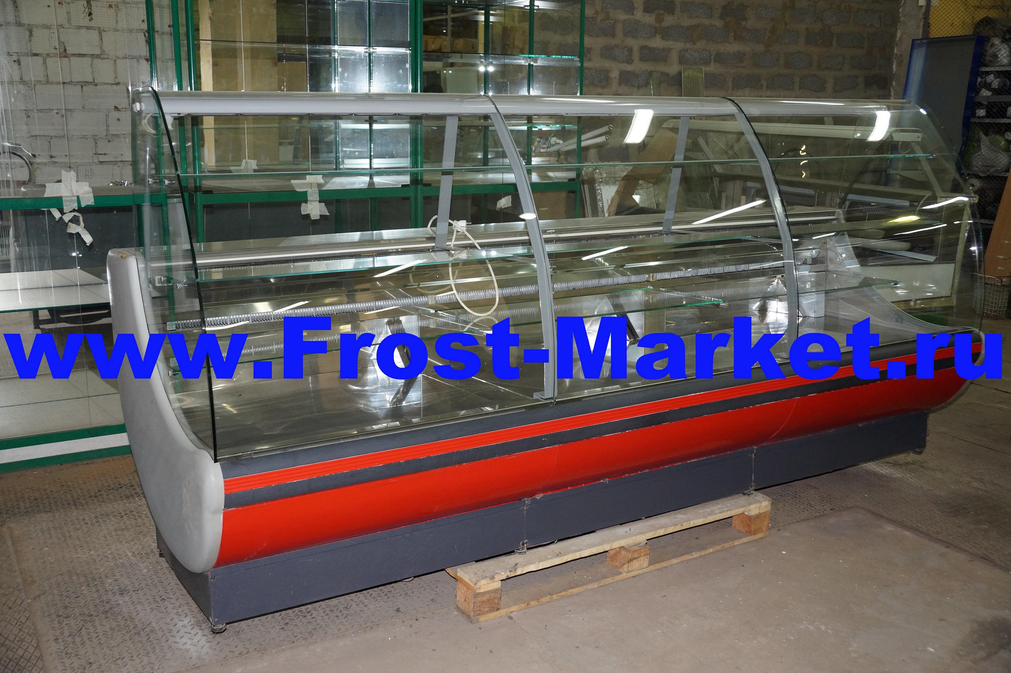 Витрина кондитерская холодильная б у Brandford ECLIPSE 300