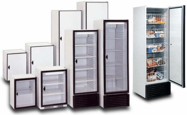 Поступление холодильных шкафов бу для напитков