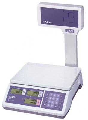 Весы торговые б у «CAS» ER-Junior