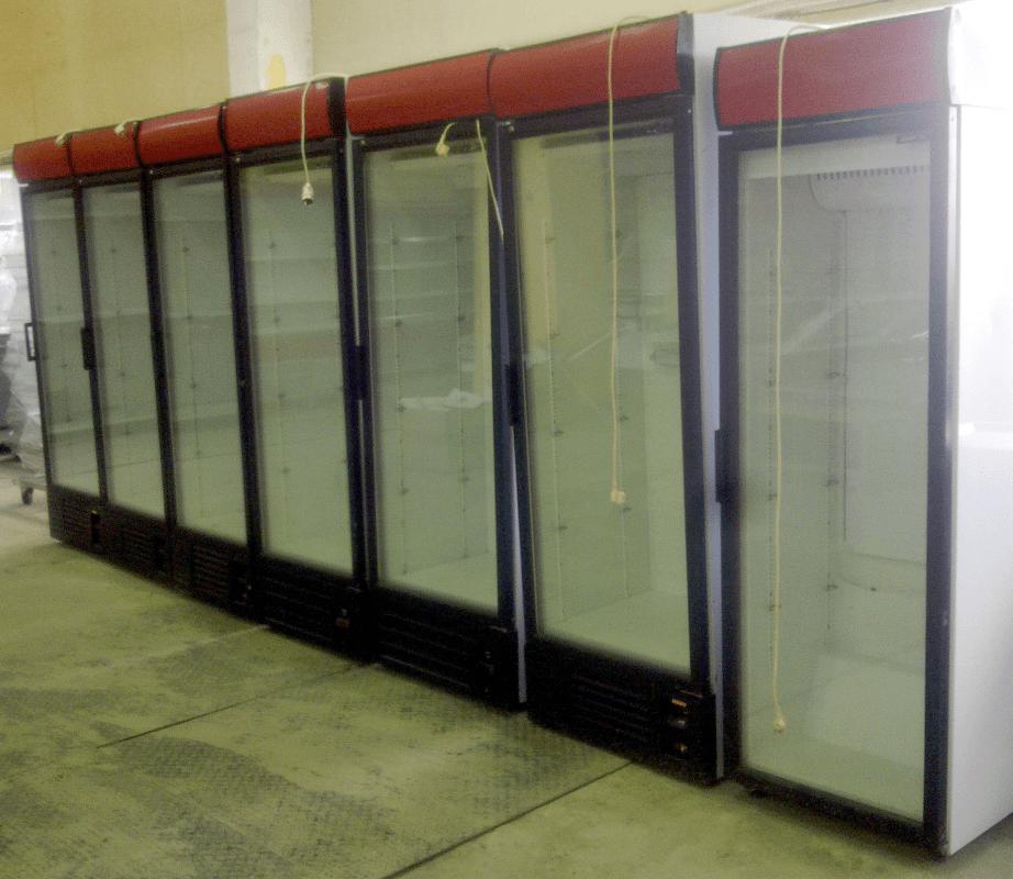 Поступили в продажу холодильники для напитков