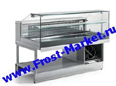 Поступили в продажу витрины холодильные для общепита «IFI» серии MIX VBD и MIX VAD